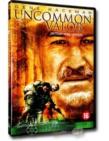 Uncommon Valour - Robert Stack, Gene Hackman - DVD (1983)