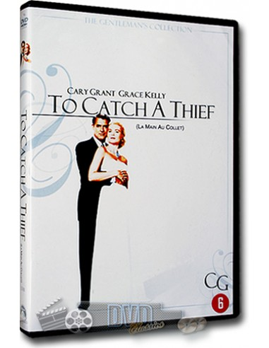 To Catch a Thief - Cary Grant, Grace Kelly - DVD (1955)