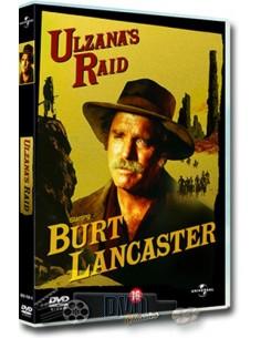 Ulzana's Raid - Burt Lancaster - Robert Aldrich - DVD (1972)