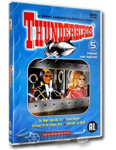 Thunderbirds 5 - Sylvia Anderson, Gerry Anderson - DVD (1965)