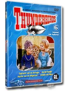 Thunderbirds 6 - Sylvia Anderson, Gerry Anderson - DVD (1965)
