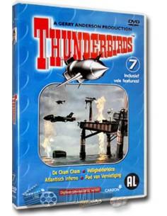 Thunderbirds 7 - Sylvia Anderson, Gerry Anderson - DVD (1965)