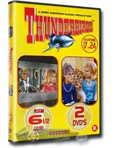Thunderbirds 5 & 6 - Sylvia Anderson, Gerry Anderson - DVD (1965)