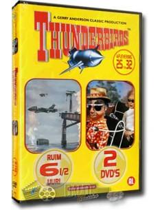 Thunderbirds 7 & 8 - Sylvia Anderson, Gerry Anderson - DVD (1965)