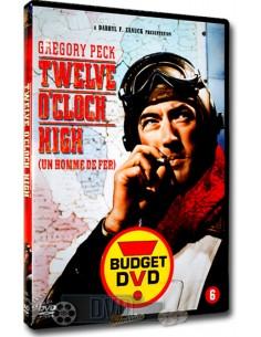 Twelve o'Clock High - Gregory Peck - Henry King - DVD (1949)