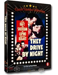 They Drive by Night - Humphrey Bogart, Ann Sheridan - DVD (1940)