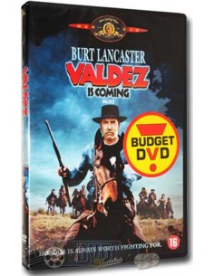 Valdez is Coming - Burt Lancaster - Edwin Sherin - DVD (1971)