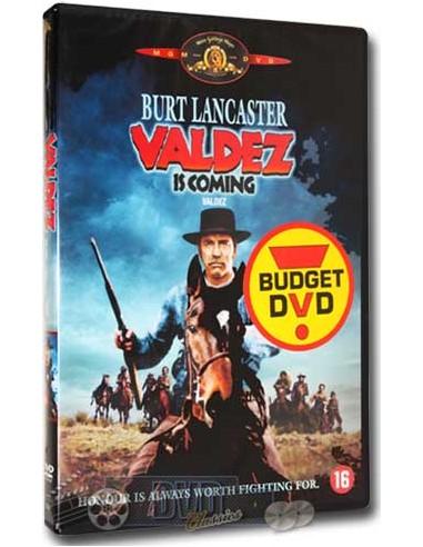 Valdez is Coming - Burt Lancaster - Edwin Sherin - DVD (1971)