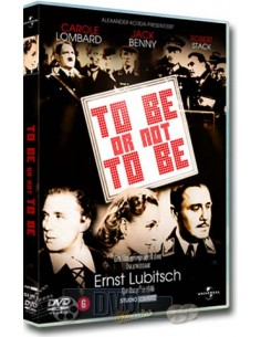 To Be or Not to Be - Carole Lombard, Robert Stack - DVD (1942)