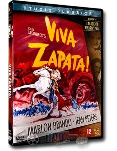Viva Zapata - Marlon Brando, Jean Peters, Anthony Quinn - DVD (1952)