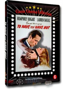To Have and Have Not - Humphrey Bogart - DVD (1944)