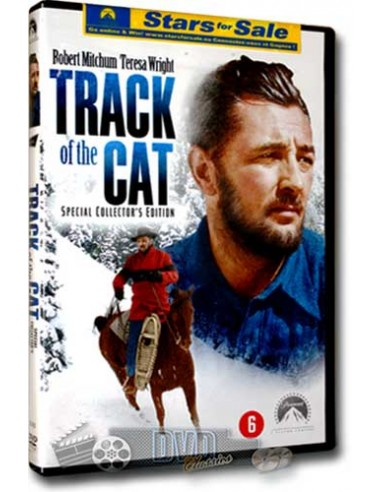 Track of the Cat - Robert Mitchum - William A. Wellman - DVD (1954)