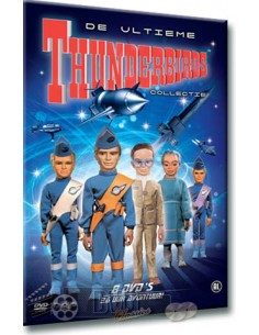Thunderbirds 1-8 - De Ultieme Thunderbirds - [8 DVD] - DVD (1965)