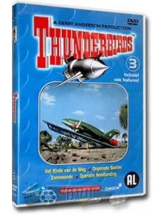 Thunderbirds 3 - Sylvia Anderson, Gerry Anderson - DVD (1965)