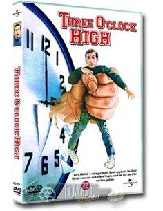Three o'clock High - Casey Siemaszko, Annie Ryan - DVD (1987)