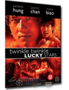 Twinkle Twinkle Lucky Stars - Jackie Chan - DVD (1985)