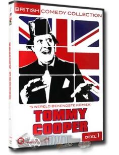 Tommy Cooper deel 1 - Britisch Comedy Collection (2DVD)