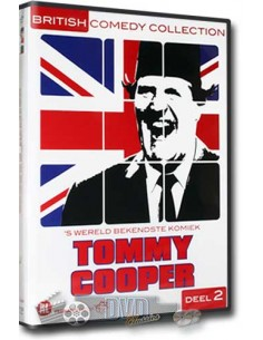 Tommy Cooper deel 2 - Britisch Comedy Collection (2DVD)