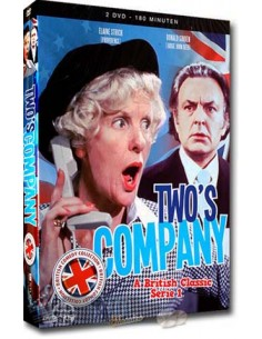 Two's Company - Seizoen 1 - [2DVD] (1975)