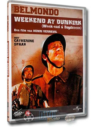 Weekend at Dunkirk - Jean-Paul Belmondo - DVD (1964)