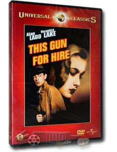 This Gun for Hire - Alan Ladd - Frank Tuttle - DVD (1942)