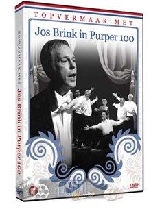 Topvermaak met - Jos Brink in Purper 100 - DVD (2011)