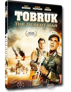 Tobruk - George Peppard, Rock Hudson - Arthur Hiller - DVD (1967)