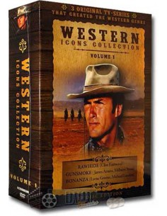 Western Icons Collection 1 [10DVD]