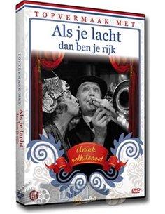Topvermaak met - Als je lacht dan ben je rijk - DVD (2012)