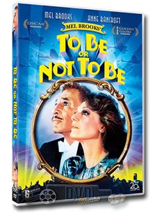 To Be or Not to Be - Mel Brooks, Anne Bancroft - DVD (1983)
