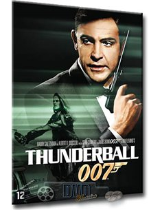 Thunderball - Sean Connery, Claudine Auger - DVD (1965)
