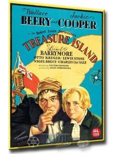 Treasure Island - Jackie Cooper, Lionel Barrymore - DVD (1934)