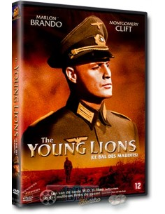 The Young Lions - Marlon Brando - Edward Dmytryk - DVD (1958)
