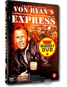 Von Ryan's Express - Frank Sinatra - Mark Robson - DVD (1965)