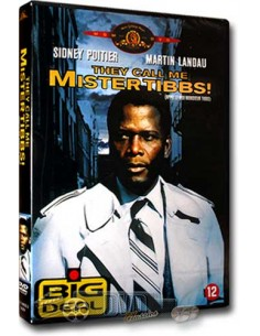 They Call me Mister Tibbs! - Sidney Portier - DVD (1970)