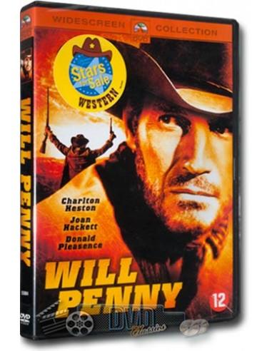 Will Penny - Charlton Heston, Donald Pleasence - DVD (1968)