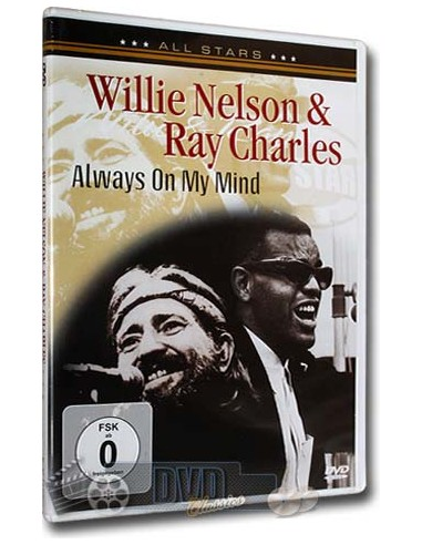 Willie Nelson & Ray Charles - Always on my Mind - DVD