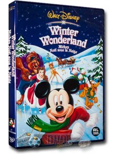 Winter Wonderland - Walt Disney - DVD (1947)
