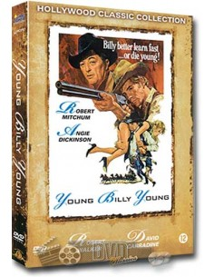 Young Billy Young - Robert Mitchum, Burt Kennedy - DVD (1969)