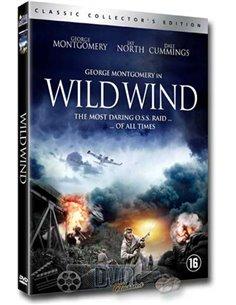 Wild Wind - George Montgomery - Valeriu Jereghi - DVD (1986)