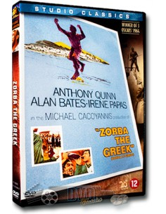 Zorba the Greek - Anthony Quinn - Mihalis Kakogiannis - DVD (1964)