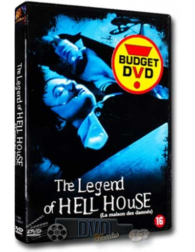 The Legend of Hell House - Roddy McDowall - DVD (1973)