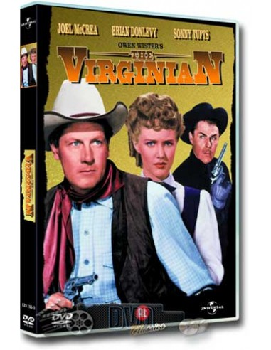 The Virginian - Joel McCrea - Stuart Gilmore - DVD (1946)
