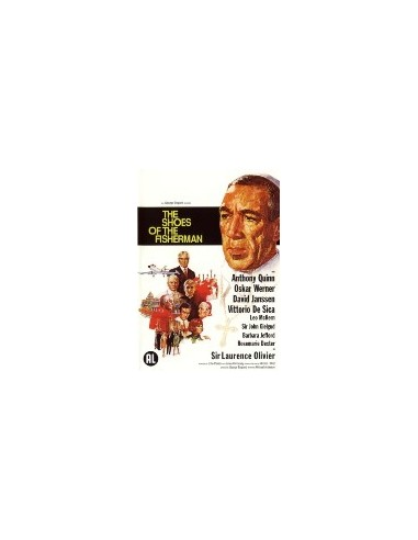 The Shoes Of The Fisherman - Anthony Quinn - DVD (1968)