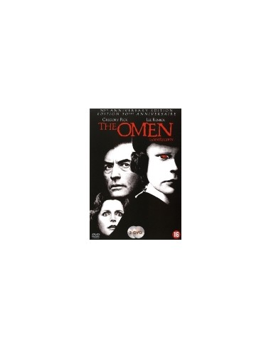 The Omen - Gregory Peck, Lee Remick - DVD (1976)