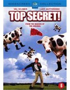 Top Secret! - Omar Sharif, Peter Cushing, Val Kilmer - DVD (1984)