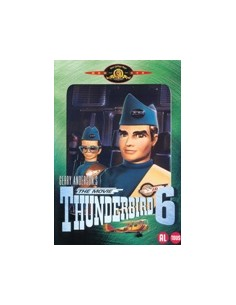 Thunderbirds Thunderbird 6 -The Movie - DVD (1968)