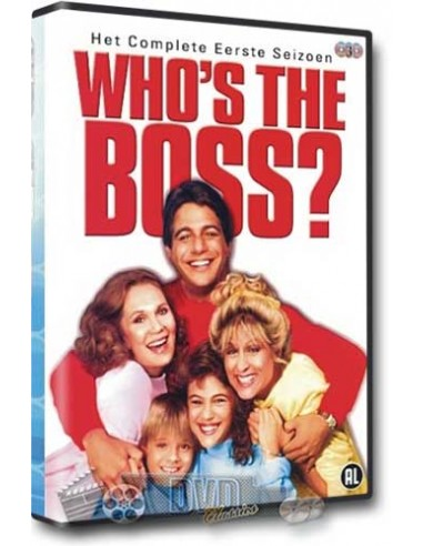 Who's the Boss - Seizoen 1 - [3DVD] - Tony Danza - DVD (1984)