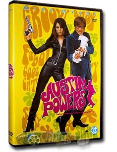 Austin Powers - Mike Meyers, Elizabeth Hurley - DVD (1997)