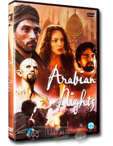 Arabian Nights - Alan Bates - (3uur) - DVD (2000)